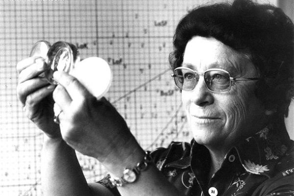 Vorreiterin, Vorbild – Und Eine Tolle Frau: Marga Faulstich, Naturwissenschaftlerin, Erfinderin, Führungskraft