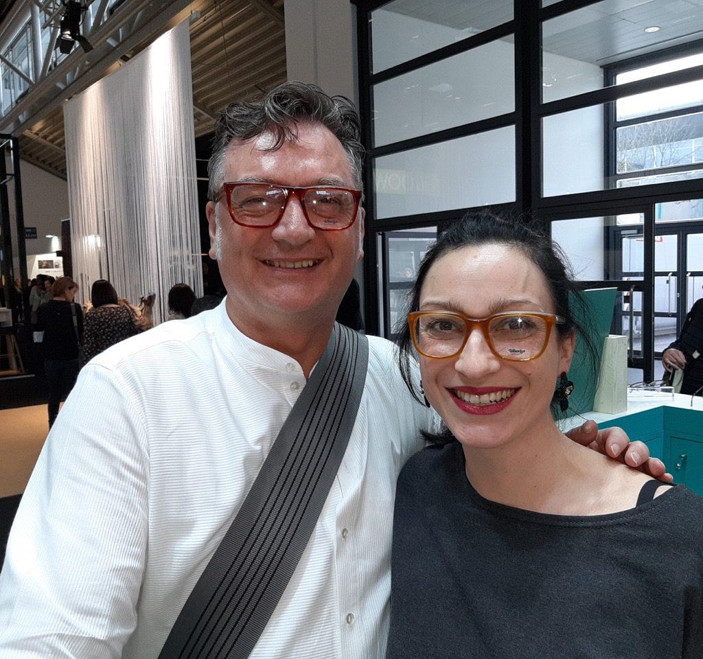Martin Kiel Und Carina Schäfer – Am Ende Eines Langen Tages Auf Der Opti2020. Foto: © Nordendblick