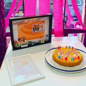 10 Jahre Nordendblick - Happy Birthday