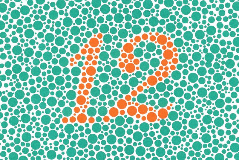 Rot-Grün-Blind? Oder Erkennen Sie Korrekt Die 12?